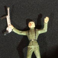 Figuras de Goma y PVC: SOLDADO COMANSI ALEMÁN EJÉRCITOS DEL MUNDO. Lote 188542613