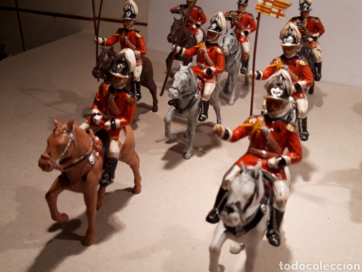 Figuras de Goma y PVC: Reamsa guardia municipal de gala - Foto 4 - 188607223