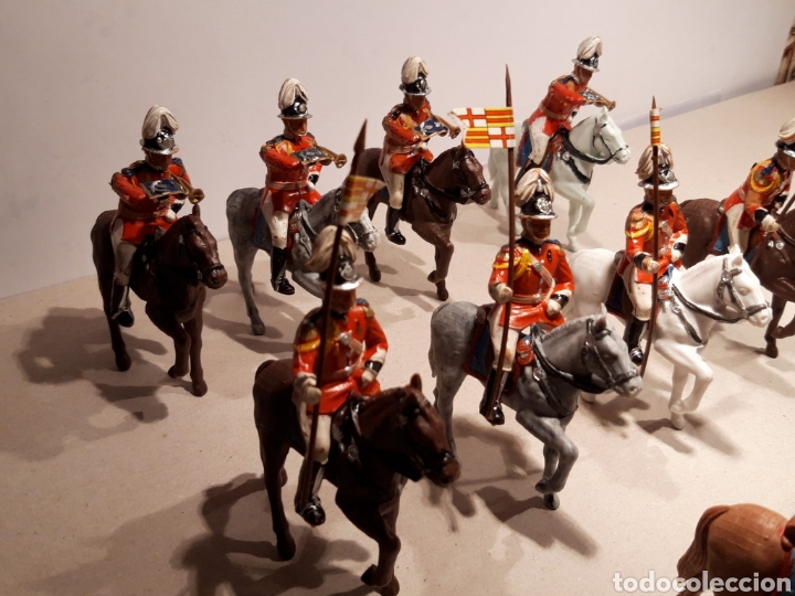 Figuras de Goma y PVC: Reamsa guardia municipal de gala - Foto 6 - 188607223