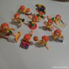 Figuras de Goma y PVC: COLECCION PUMUCKI PUMUKI MCDONALDS PROMOCIONAL PROMOCION PVC GOMA MUÑECO FIGURA 90 MASCOTA HAPPY. Lote 188724476