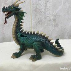 Figuras de Goma y PVC: DRAGON SCHLEICH GERMANY JUGUETE DRAGON GOMA DURA 2003 SCHLEICH. Lote 188741936