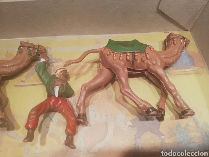 Figuras de Goma y PVC: Reamsa caja Lawrence de arabia - Foto 5 - 188743493