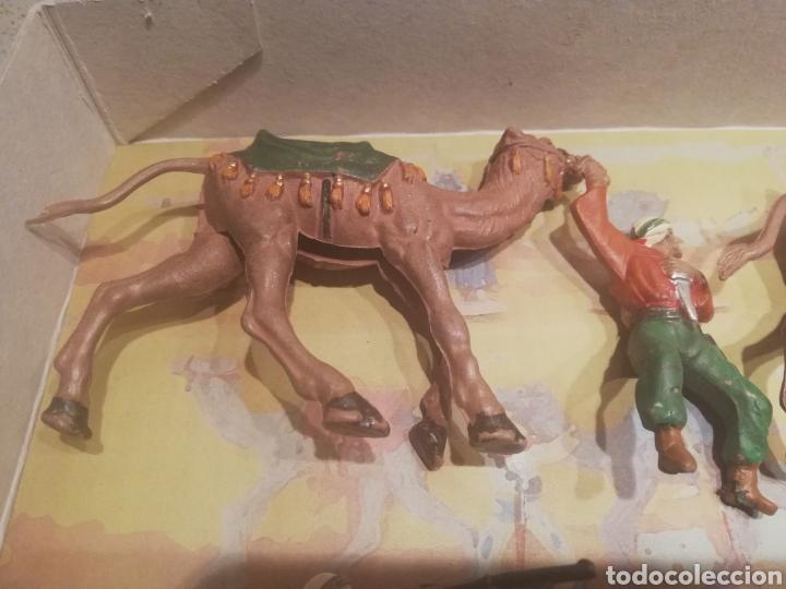 Figuras de Goma y PVC: Reamsa caja Lawrence de arabia - Foto 7 - 188743493