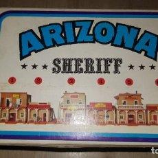 Figuras de Goma y PVC: ARIZONA SHERIFF REF 324 CONJUNTO NUMERO 4. Lote 188760886