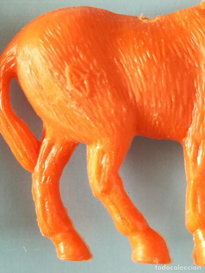Figuras de Goma y PVC: LOTE FIGURAS DE PLÁSTICO GRANJA DUNKIN - Foto 6 - 188801218