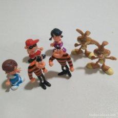 Figuras de Goma y PVC: LEER** FIGURAS PUBLICITARIAS PROMOCIONALES CONEJO NESQUICK MUÑECO PVC GOMA PREMIUM NESQUIK. Lote 189078625