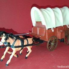 Figuras de Goma y PVC: CARAVANA COMANSI. Lote 189289956