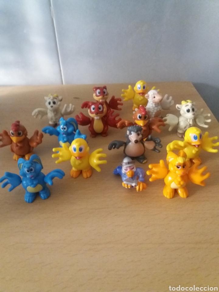 KINDER FIGURAS (Juguetes - Figuras de Gomas y Pvc - Kinder)