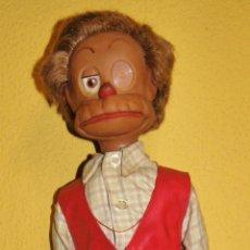 Figuras de Goma y PVC: PEPITO, MUÑECOS DE 52 CMS. LAS MARIONETAS DE HERTA FRANKEL. 1962. Lote 189588043