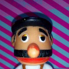Figuras de Goma y PVC: MUÑECO DE GOMA PVC DE MACARIO DE JOSE LUIS MORENO. Lote 189711827