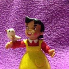 Figuras de Goma y PVC: FIGURA HEIDI .TAURUS FILM.COMICS,SPAIN.. Lote 189714458