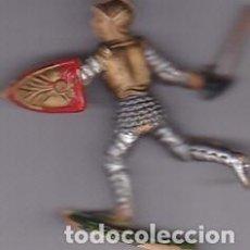 Figuras de Goma y PVC: FIGURA MEDIEVAL REAMSA . Lote 189730163