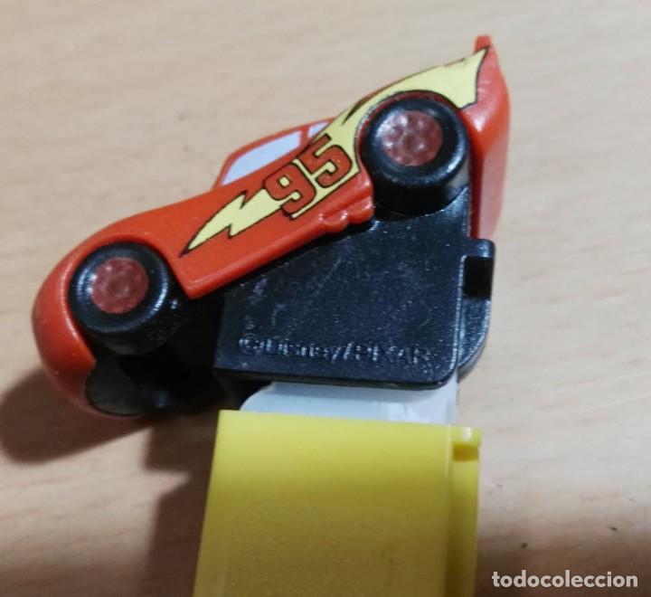 Dispensador Pez: Dispensador Caramelos Pez Vacio Rayo McQueen Cars Disney Pixar Hungary - Foto 4 - 189828321