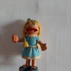 Figuras de Goma y PVC: MUPPETS, BETTY LU, COMICS SPAIN 1984. Lote 189876412