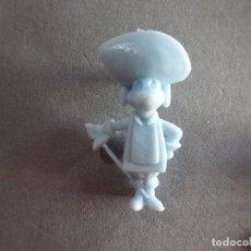 Figuras de Goma y PVC: ANTIGUA FIGURA DUNKIN PERSONAJE DE HANNA BARBERA . Lote 189960987