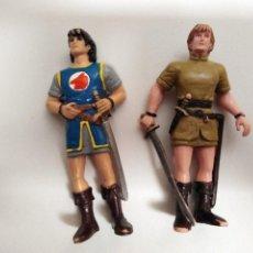 Figuras de Goma y PVC: LOTE MUÑECOS CÓMICS SPAIN . Lote 190041012