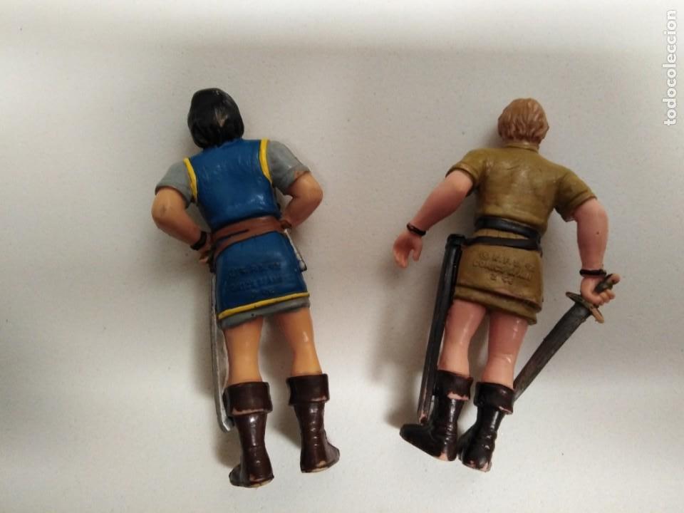 Figuras de Goma y PVC: Lote muñecos Cómics Spain - Foto 4 - 190041012