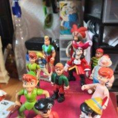Figuras de Goma y PVC: LOTE 12 FIGURAS GOMA PVC DIBUJOS ANIMADOS . Lote 190069460