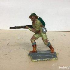 Figuras de Goma y PVC: MILITAR PECH HERMANOS INGLES AMERICANO NO COMANSI REAMSA JECSAN LAFREDO. Lote 190185207