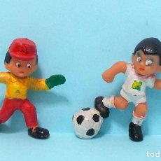 Figuras de Goma y PVC: FIGURAS FUTBOL - SPORT BILLY BOOTLEG. Lote 190243322