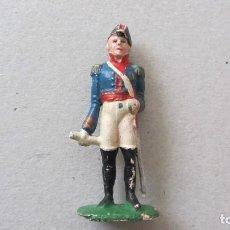 Figuras de Goma y PVC: MARISCAL DE NAPOLEON DE RENE FISCHER-PLASTICO RIGIDO. Lote 190301747