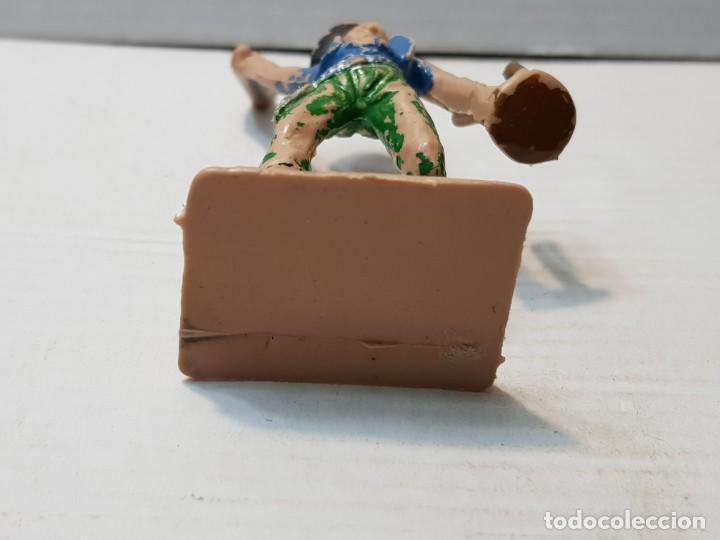 Figuras de Goma y PVC: Figura Pech Cow Boy Peleando - Foto 4 - 190464438