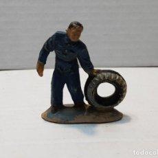 Figuras de Goma y PVC: FIGURA GOMA PECH SERIE GARAJE ESCASA . Lote 190465327