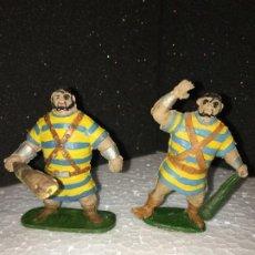 Figuras de Goma y PVC: GOLIAT Y GOLIAT. Lote 190469088