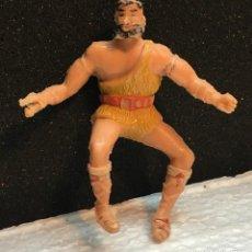 Figuras de Goma y PVC: TAURUS AMIGO DEL JABATO. Lote 190500553