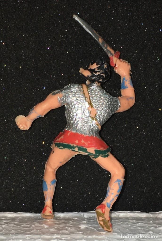 Figuras de Goma y PVC: EL JABATO A CABALLO - Foto 3 - 190501072