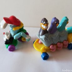 Figuras de Goma y PVC: FIGURAS PVC WARNER 1993. Lote 190510662