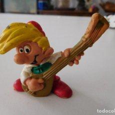 Figuras de Goma y PVC: PIRLUIT AÑO 1978 LOS PITUFOS. Lote 190538602