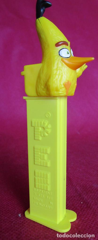 Dispensador Pez: DISPENSADOR PEZ POLLO PICON PEPE PICO - Foto 2 - 190562890