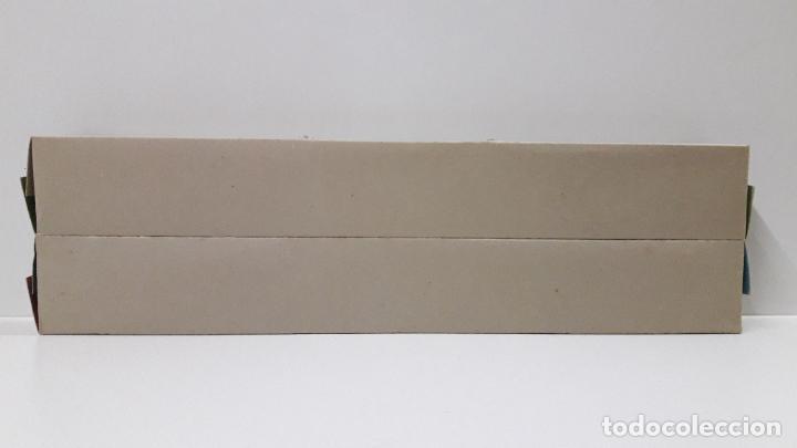 Figuras de Goma y PVC: CAJA ORIGINAL DE MINI OESTE . INDIOS - REF 105 . REALIZADA POR COMANSI . AÑOS 60 - Foto 9 - 190736555