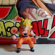 Figuras de Goma y PVC: DRAGON BALL FIGURA GOKU SSJ 3 BS/STA TOYS 1989. BOLA DE DRAGON. Lote 190776342