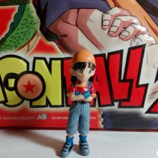 Figuras de Goma y PVC: DRAGON BALL GT FIGURA PAN BS/STA TOYS 1989. BOLA DE DRAGON. Lote 190777741