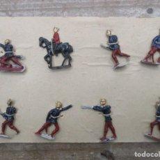 Figuras de Goma y PVC: BATALLON EJERCITO REPUBLICANO - AÑOS 30 /40. Lote 191090261