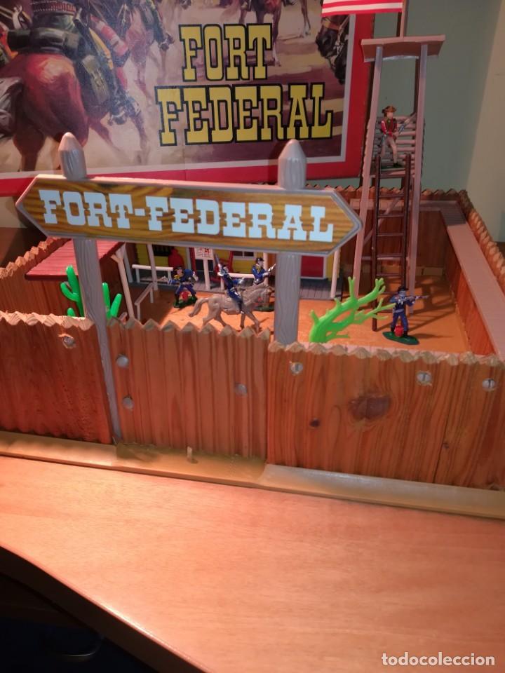 Figuras de Goma y PVC: Fuerte Fort Federal de Comansi Ref.119 - Foto 19 - 231932540
