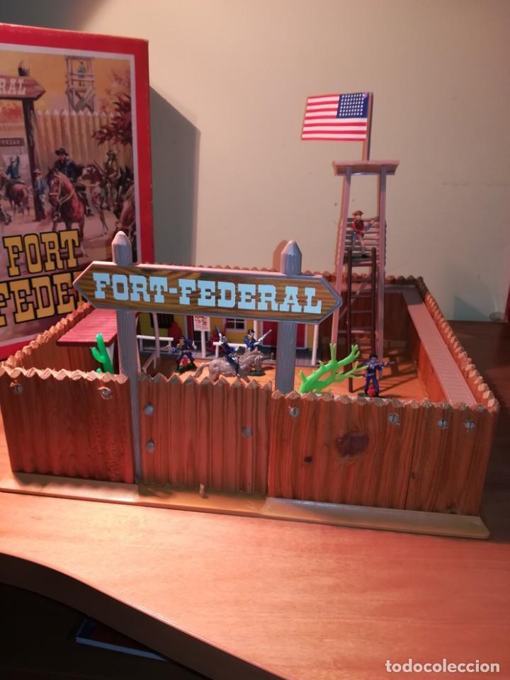 Figuras de Goma y PVC: Fuerte Fort Federal de Comansi Ref.119 - Foto 20 - 231932540