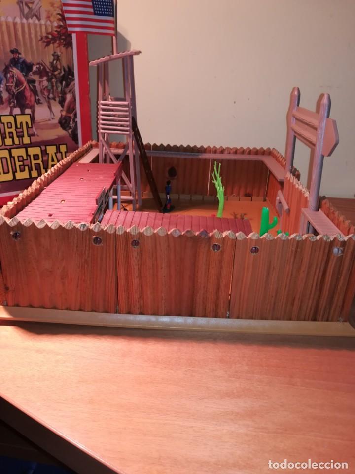 Figuras de Goma y PVC: Fuerte Fort Federal de Comansi Ref.119 - Foto 22 - 231932540