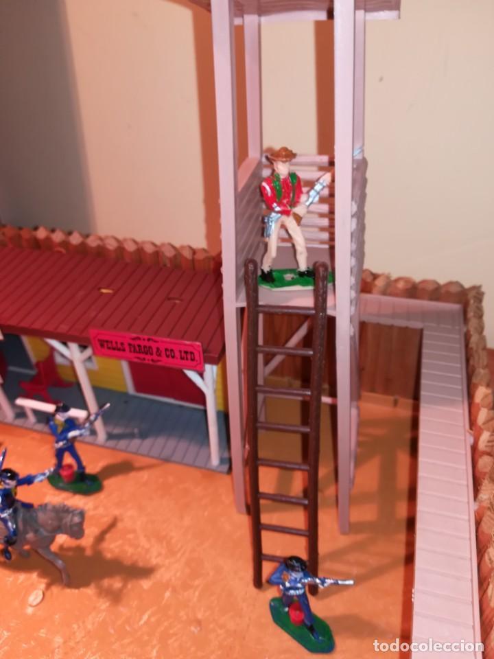 Figuras de Goma y PVC: Fuerte Fort Federal de Comansi Ref.119 - Foto 23 - 231932540