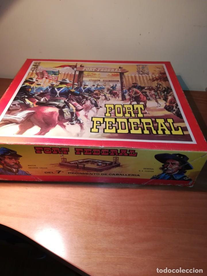 Figuras de Goma y PVC: Fuerte Fort Federal de Comansi Ref.119 - Foto 28 - 231932540