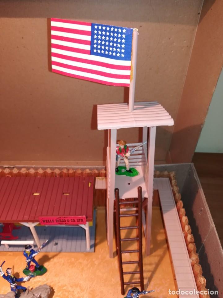 Figuras de Goma y PVC: Fuerte Fort Federal de Comansi Ref.119 - Foto 35 - 231932540