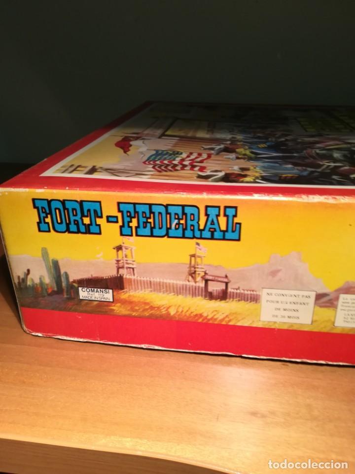 Figuras de Goma y PVC: Fuerte Fort Federal de Comansi Ref.119 - Foto 7 - 231932540