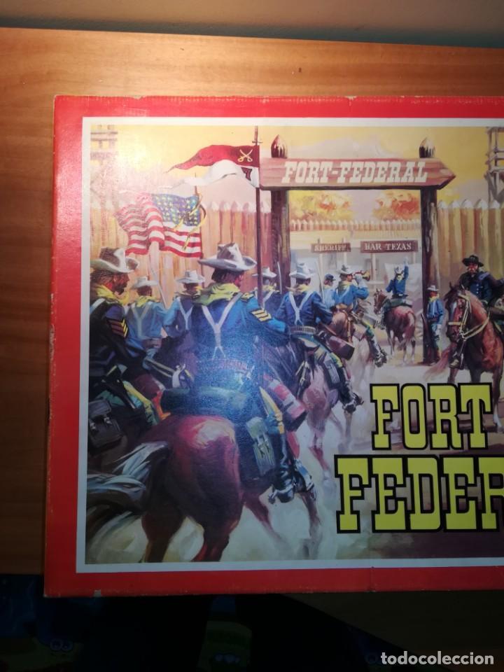 Figuras de Goma y PVC: Fuerte Fort Federal de Comansi Ref.119 - Foto 13 - 231932540
