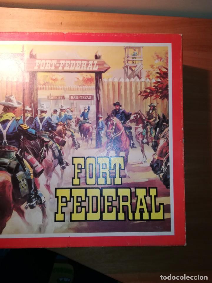 Figuras de Goma y PVC: Fuerte Fort Federal de Comansi Ref.119 - Foto 14 - 231932540