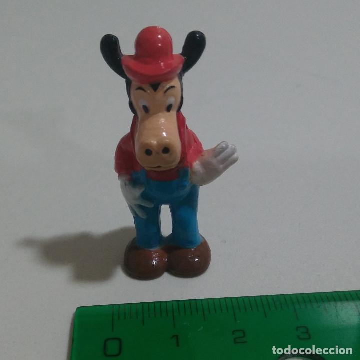 FIGURA TIPO KINDER DISNEY FIGURITA MUÑECO MINIATURA MICKEY HORACIO HORACE VACA (Juguetes - Figuras de Gomas y Pvc - Kinder)