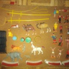 Figuras de Goma y PVC: CIRCO JECSAN. . . Lote 191189702