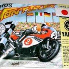 Figuras de Goma y PVC: SOBRE SIN ABRIR MONTAPLEX YAMAHA. Lote 191246005