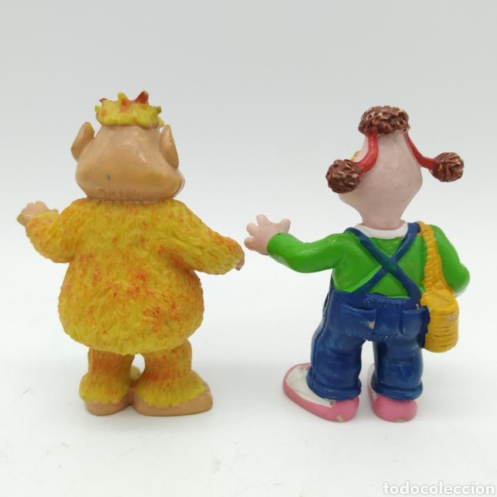 Figuras de Goma y PVC: Yupi y Canica de los Mundo sde Yupi de COMICS SPAIN año 1988 - Foto 2 - 191314073